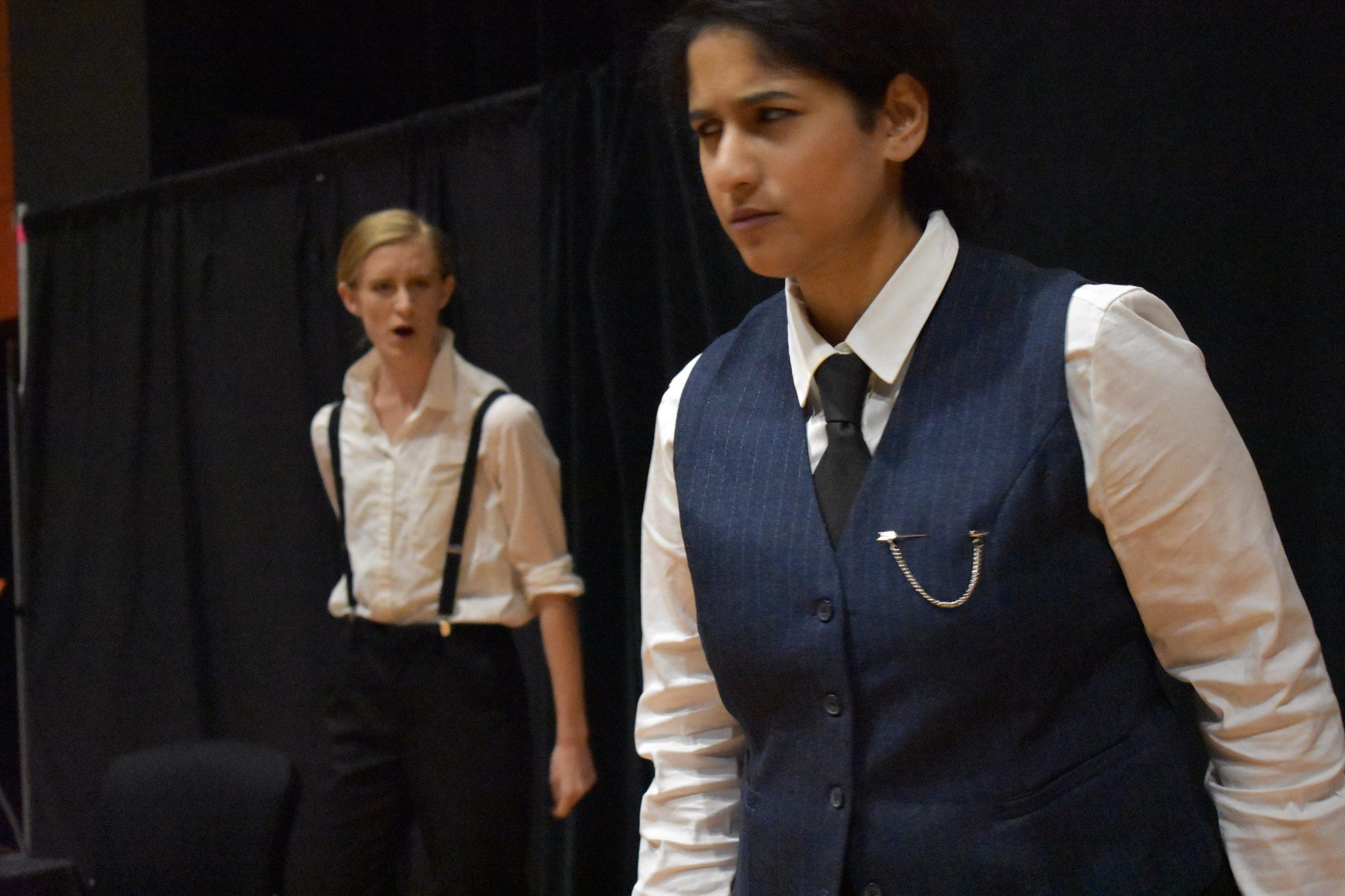Ivey Barr as Ruggiero (Alcina, Comet Opera 2019).